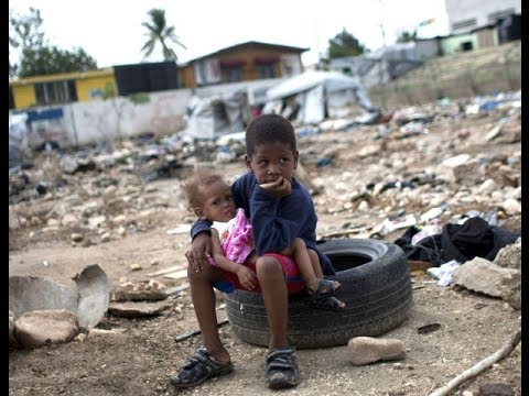 HAITI 4 Years Later - The State Of HAITI Four Years After The QUAKE - Politics101