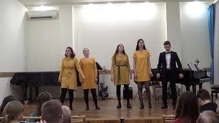 Дед Мороз Шуман Певцы гнезда Серкова РимКор 2019