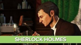 Sherlock Holmes: Crimes & Punishments Gameplay Preview - Sherlock Holmes Game