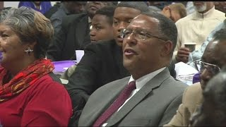 Former state Chief Justice returns to Springfield