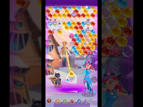 Bubble Witch 3 Saga Level 1419 ~ NO BOOSTERS