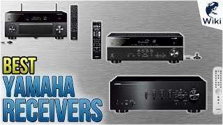 8 Best Yamaha Receivers 2018