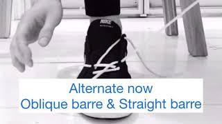 BLACK TOE NAILS - PAINFUL TOES (Lacing method)