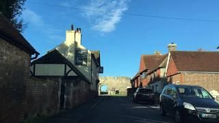 Alex Askaroff presents a drive around Pevensey, East Sussex, England.