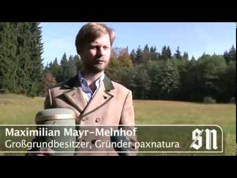 Mayr-Melnhof bietet Naturbestattungen