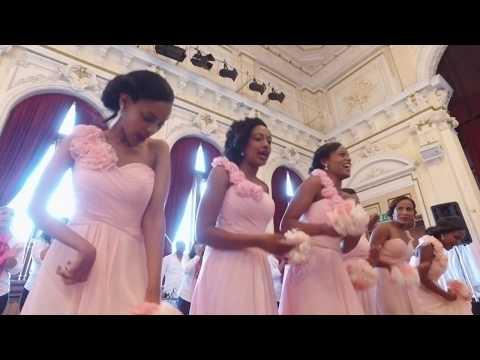 Eritrean Wedding 2017 London - The Best Wedding Entrance Ever?