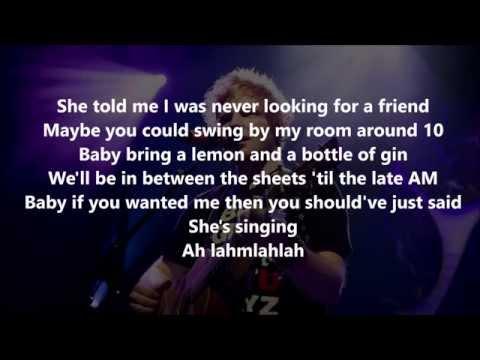 Don't - Ed Sheeran Lyrics [HD]