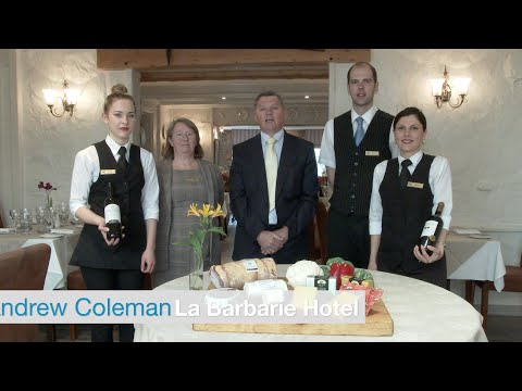 La Barbarie Hotel complete our 30 second challenge