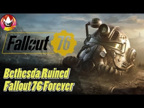 Fallout 76 was Ruined Completely by Bethesda's Greed thumbnail