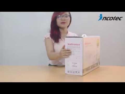 [K4U_KARAOKE] Đập hộp Đầu SUPER DVD KARAOKE IK-1404