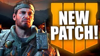 """NEW BLACK OPS 4 """"BLACKOUT"""" PATCH! Big Changes, RIP Armor, New Mode & Much More"""