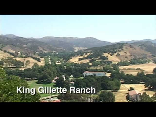 WebTours - King Gillette Ranch Park