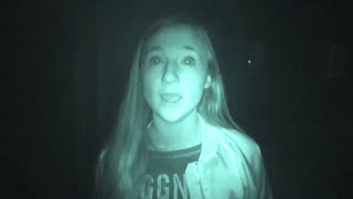 Visiting a Scary Haunted House on Sacred Land for Friday 13th