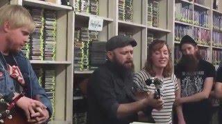 "Joey Kneiser & Kelly Smith ""The Wildness"" 12/5/15 Arkansas Record-CD Exchange-Little Rock, AR HHO15"