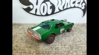 Nitty Gritty Kitty Green Redline Hot Wheel