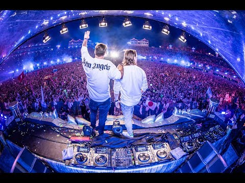 Axwell  Λ Ingrosso - Tomorrowland 2017