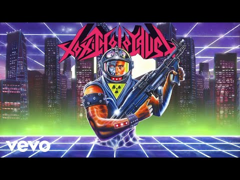 Toxic Holocaust - Chemical Warlords (Lyric Video)