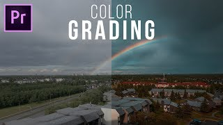 Video-Search for cinematic grading