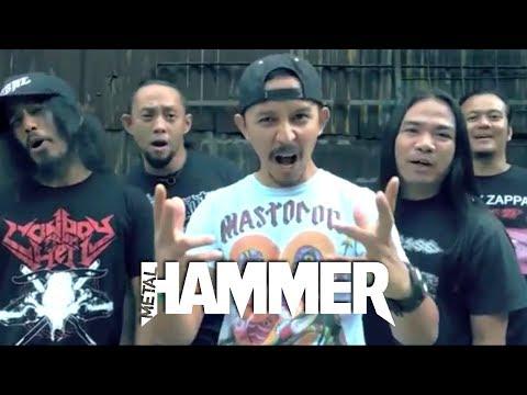 Metal Hammer 250th Issue Video feat. Metallica, 5FDP, HIM, Zakk Wylde, Ghost & more!   Metal Hammer