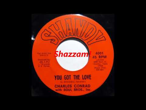 Charles Conrad with Soul Bros Inc Shandy