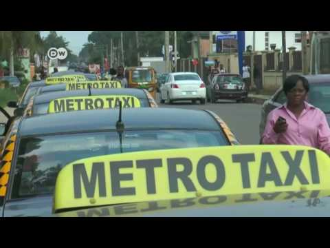 """""""Smart Taxis"""" of Lagos   Africa on the Move"""