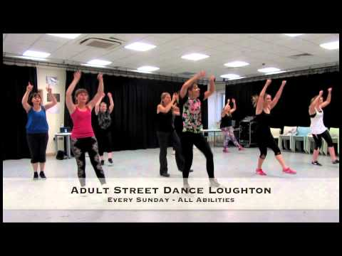 Adult Street Dance Loughton - 'Blame it on The Boogie' - 16.08.2015