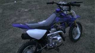 Coolster QG-210 70cc Dirtbike Test Ride  (Blaze Powersports and Outdoors) Dirtbikes in Lafayette, LA