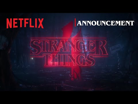 Raphael - It's Official! Stranger Things 4 Is Coming to Netflix!