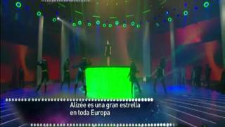 Alizee - Les collines (Never leave you)