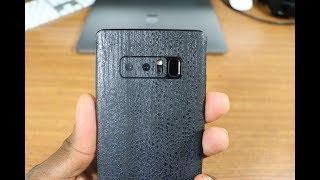 Samsung Galaxy Note 8 | Black Dragon dbrand Skin