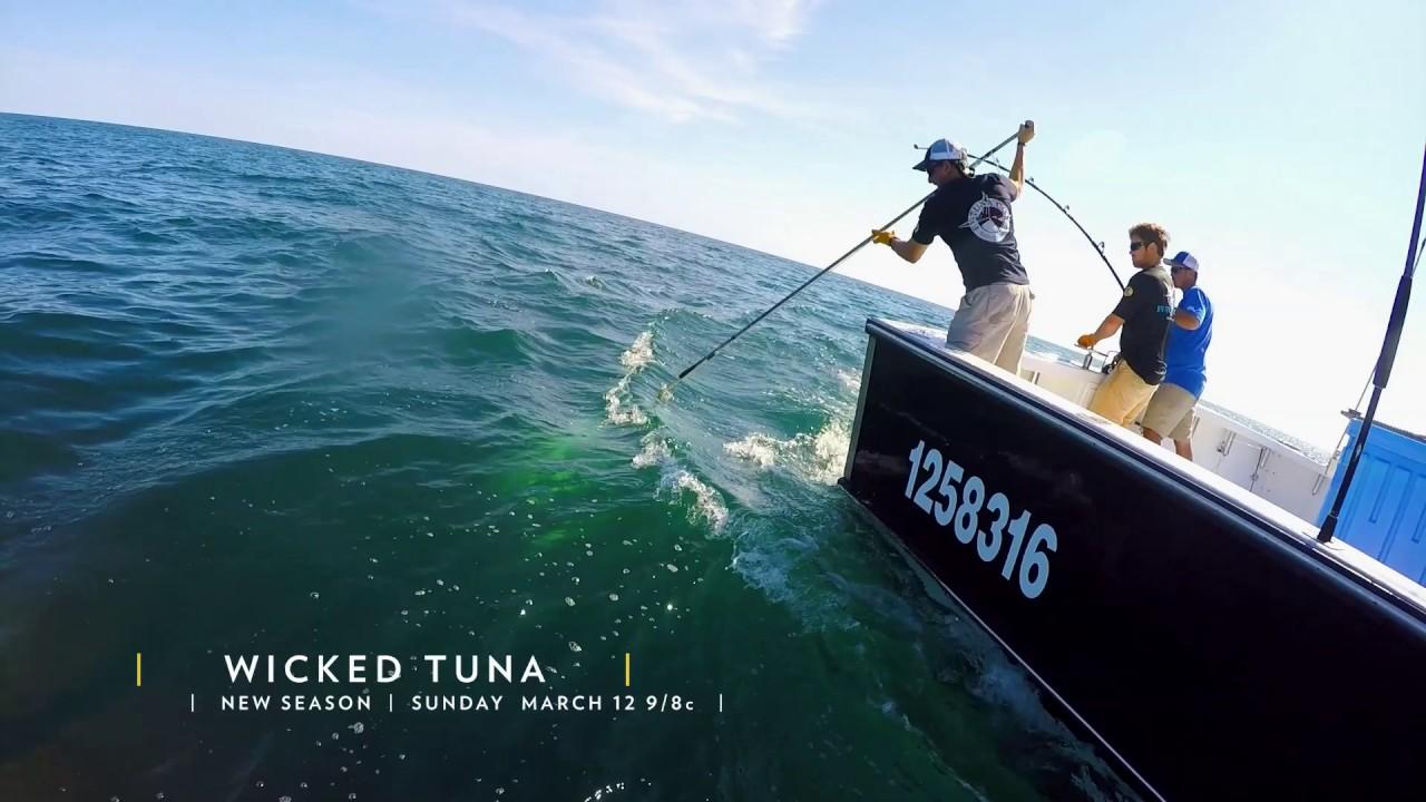 wicked tuna outer banks 2017 season winner