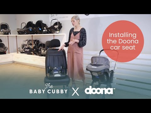 How To Install The Doona Car Seat And Stroller Combo