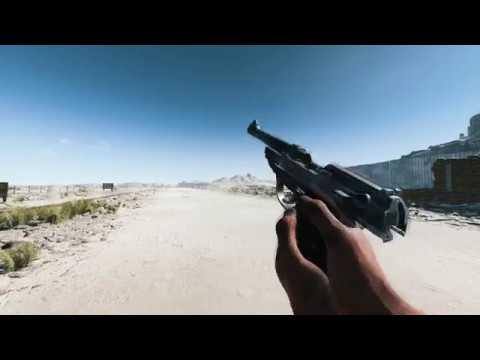 BATTLEFIELD V Gun Sound Effects - Pistol Sound Effects