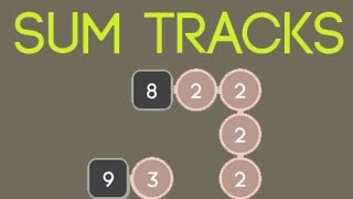 SUM TRACKS Level 1-21 Walkthrough
