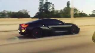 BMW i8 ✖︎ Straight Pipe / Drift / Modefied