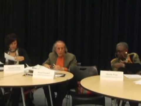 DSA Governing Board Meeting of October 15, 2012