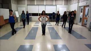My Love Runs Out - Line Dance (Dance & Teach)