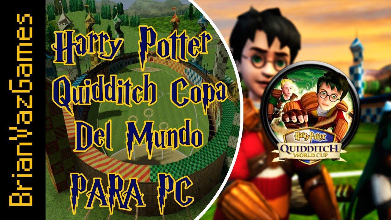 DESCARGAR Harry Potter Quidditch Copa Del Mundo Full Español Para PC (MEGA)