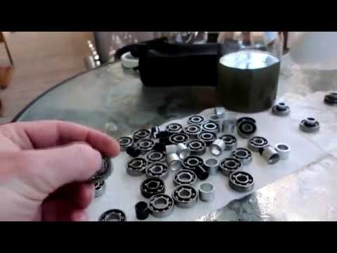 Why Cleaning Bearings in a Bottle Doesn't Work That Well.