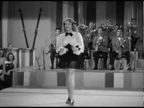 Lana Turner   Dancing Co Ed   1939