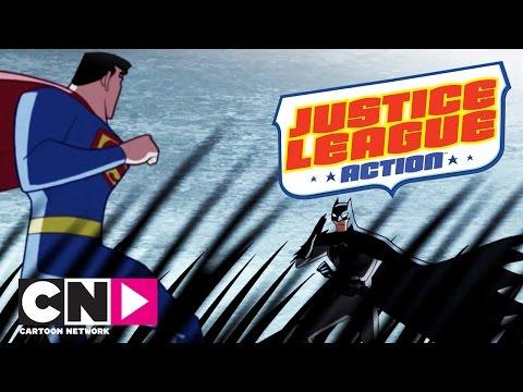 Лига Справедливости | Поиграем? | Cartoon Network
