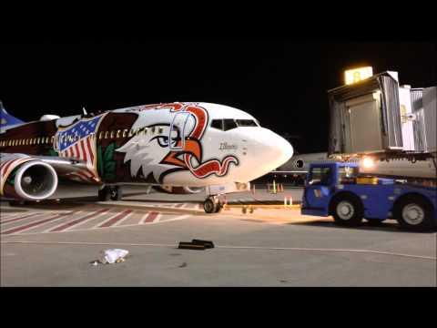 Bradley International Airport (An Epic Aviation Music Video)