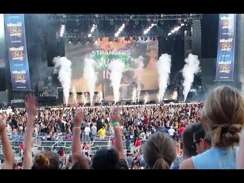 Kygo - Don't Stop Believin' MYNGA Remix @ Jones Beach Theater #Hot100Fest