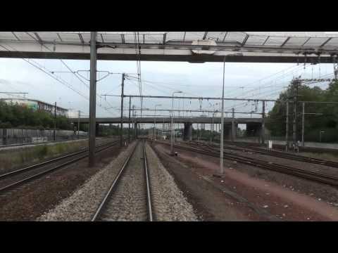 Voyage en cabine : L'intégralité de Paris à Rambouillet en Z5300