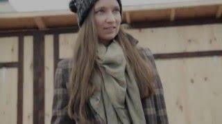 Plaid coat: мой образ с пальто в клетку