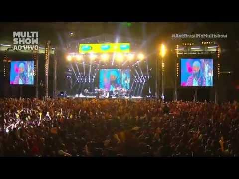 Chiclete Com Banana - 100% Você - Axé Brasil No Multishow 2013 (HD)