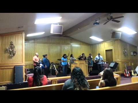 Jesus Lover of my soul-The Carey family