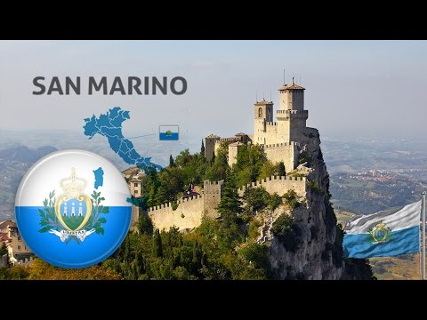 Włochy 2015 - San Marino