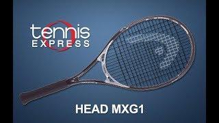 HEAD MxG 1 Tennis Racquet Review  |  Tennis Express