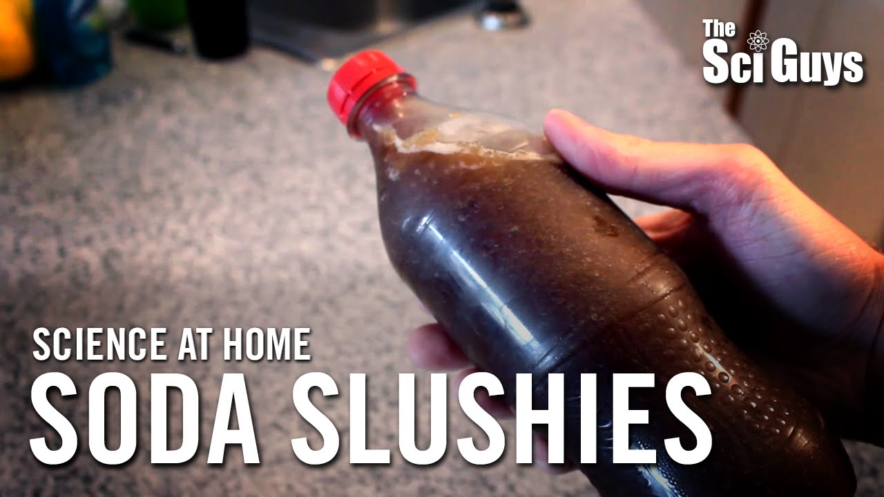 Watch: How to Make an Instant Coke Slushie
